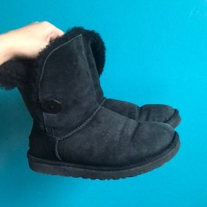 UGG Shoes - Bailey Button Ugg Boots